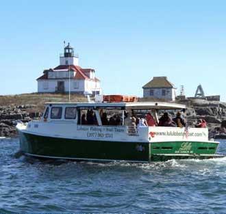 Lulu Lobster Boat
