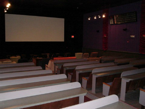 Reel Pizza Bar Harbor Movie Theatre