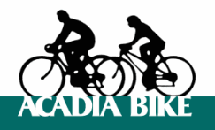 Acadia Bike Bar Harbor Maine